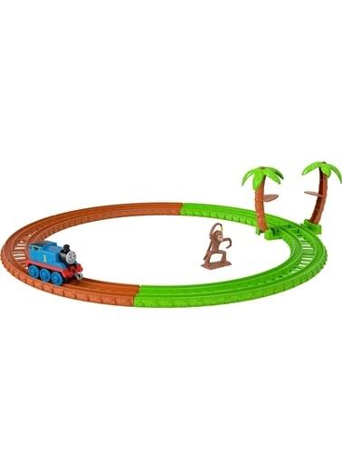 Thomas & Friends Tho Friends Tho Afrikada Oyun Seti GJX83 Renkli
